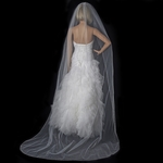 Megastar - Royal Collection - Brilliant Swarovski crystal wedding veil -  SALE