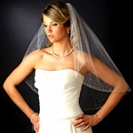 Megastar - Royal Collection - NEW!! Brilliant Swarovski crystal wedding veil - SALE