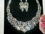 Merle - STUNNING Swarovski crystal necklace set - SPECIAL