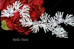 Merlina - NEW Beautiful Swarovski crystal wedding hair clip