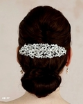 Milea - New Royal Collection Swarovski hair comb - SALE