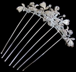 Moonlight-Pure Elegance Bridal Comb - SALE!!