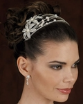 NEW!! Couture Crystal Bridal Headpiece Band - SALE!!