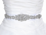 NEW!! Dazzling wedding sash - SALE