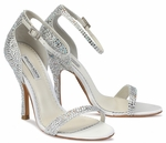 New Gorgeous Benjamin Adams Alba crystal Wedding Shoes - FREE SHIPPING