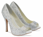 New Gorgeous Benjamin Adams Charley Wedding Shoes - FREE SHIPPING