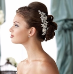 NEW!! David Tutera for Mon Cheri couture collection wedding comb - SPECIAL one left