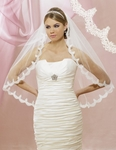 NEW!! ROMANTIC beaded lace edge - 5626vl
