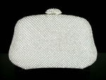 New!!! Selita - Gorgeous crystal wedding evening purse - SPECIAL