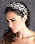 NEW!! SPECTACULAR Designer Swarovski headband - Edward Berger 2322