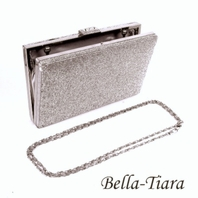 NEW - STUNNING Swarovski crystal evening clutch purse - SPECIAL