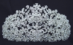 NEW!! Vittoria- Vintage Royal Collection crystal bridal crown tiara - SALE!  Hot Seller - Gorgeous