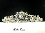 Perla - ITALIAN collection - High end Pearl communion tiara - SPECIAL - sold out