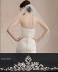Princess Sara - Royal Collection dream swarovski wedding veil - SALE