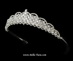 Princess swarovski crystal communion tiara - SALE