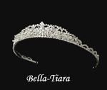 Princess Swarovski crystal communion tiara - SALE back in stock