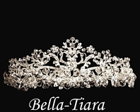 Queenann - NEW!! royal collection swarovski crystal crown tiara - SPECIAL ONE LEFT