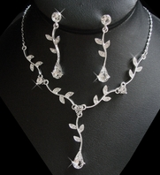 Rachel-Elegant and Delicate Drop Necklace