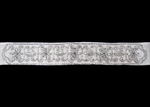 Rina -  Couture Swarovski beaded wedding sash belt - SALE