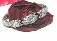 Romia - Alluring Cubic Zirconia Wedding bracelet - Amazingly priced!!!