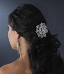 ROSETTA - GORGEOUS Romantic bold crystal hair accessory - SALE!!