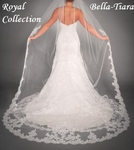 Royal Collection - Beautiful Cathdral Wedding Veil