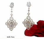 Adoria - Royal Collection stunning CZ earrings - Amazingly Priced