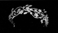Royal Collection - Rome - Beautiful swirl crystal headband - SALE!!