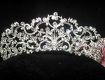 Royal Collection - Stunning Queen Crystal Bridal crown tiara - SPECIAL!!