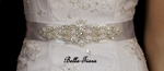 NEW!!! Royal Pattern Bridal Belt - SPECIAL