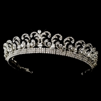 Royal Princess Kate Middleton Inspired Halo Tiara-  in stock