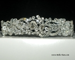 Sempre - Royal Collection - Swarovski designer wedding headband tiara - SPECIAL