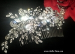 Serena - Stunning Royal collection swarovski wedding comb - SPECIAL