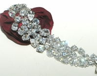 Sky - NEW!! Couture CZ wedding bracelet - Amazingly priced!!!