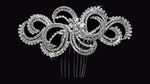 Starla - Beautiful Swarovski crystal Wedding Hair Comb - SPECIAL