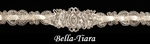 Stunning Bridal Belt with Crystals & Beads