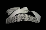 STUNNING dazzling wide rhinestone crystal wedding belt - SALE