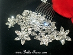 STUNNING - Royal Collection Swarovski crystal hair comb - SPECIAL - sold