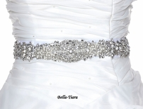 Wedding Beaded Belts and Sashes