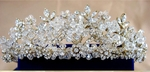 Superior - Royal Collection Stunning Swarovski crystal bridal tiara - SALE!!