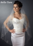 The Romance Collection - 1 Tier Fingertip Veil