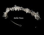 Tiffany - Vintage-inspired Swarovski Crystal Band Tiara