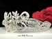 Vibrant - Royal Collection new Swarovski crystal wedding headband - SALE
