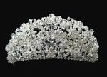 Vincenza - NEW!! Royal Collection Crystal Bridal tiara crown - SPECIAL