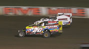 Five Mile Point Speedway - October 12, 2013 DVD (Short Track SuperNationals)