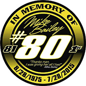 Grandview Speedway - August 1, 2015 DVD (Mike Bailey Tribute Night)