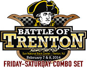 Sun National Bank Center - February 7-8, 2014 DVD (Friday-Saturday Combo)