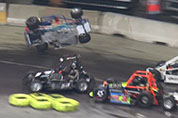 Sun National Bank Center - February 8, 2014 DVD (Saturday Night Racing)