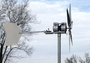 Dyno-Aire, Aire-Force III Wind Powered Aerator - for ponds up to 1 Acre
