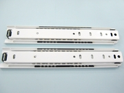 "12"" Poly Ball Full Extension Drawer Slides (White)"